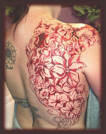 Japanese Flower Tattoo Pictures 3. Japanese