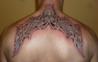 Tribal Back Tattoos for Everyone
