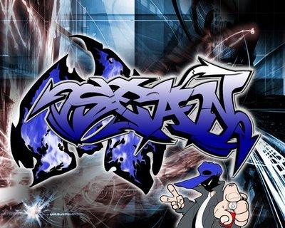 3d graffiti wallpapers. 3D Graffiti Wallpapers