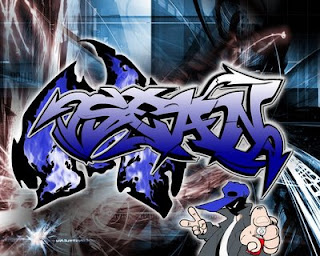 3D Graffiti Wallpapers