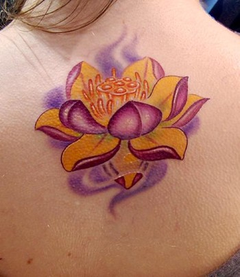 tattoo pictures of flowers. flowers tattoos for girls.