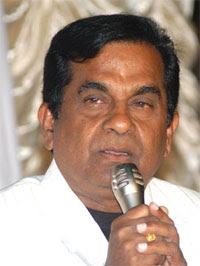 telugu comedian brahmanandam in sri rama rajyam movie