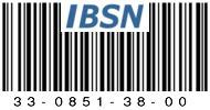 Registro de IBSN