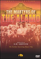 Martyrs of the Alamo cover