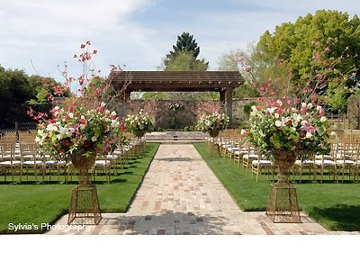 Napa Valley Wedding Locations on San Jose  Silicon Valley    Monterey   Bay Area Wedding Venues