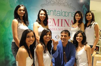 Femina Miss India 2010 pictures