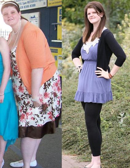 kelly meager weight loss