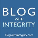 I Pledge To Blog With Integrity