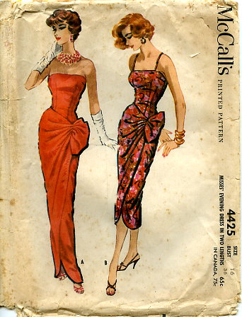 I have vintage sewing patterns dating from 1920-1950s. Some