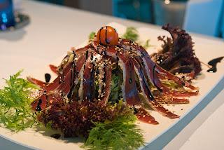 restaurante Duuuuuu... oder jemand anderes ist zu einem Abendessen in einem der besten Restaurants an der Costa Blanca eingeladen, wer...