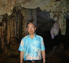 Within Limestone Cave