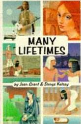"Book: ""Many Lifetimes"""