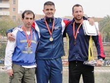 Campeonato de España 5000 metros, Sevilla 2010