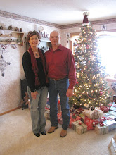 Randy & I on Christmas Eve
