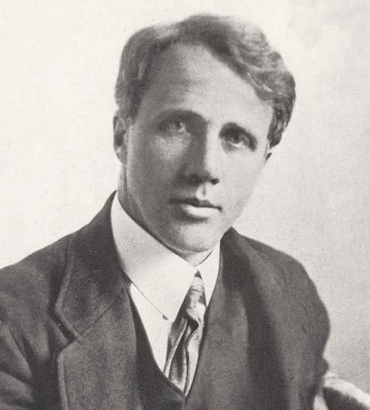 """an interpretation of the road not taken by robert frost Free essay: in robert frost's poem, """"the road not taken"""" there are many  complexities that ultimately lead to the poem's unity at first glance this poem."""