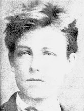 Photocopy of Rimbaud