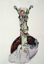 pequeña crucifixión(en la expo de F.Juan March)