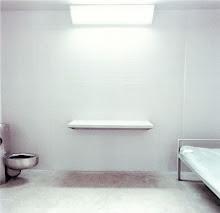 Final Holding Cell, Greensville Correctional Facility, Jarratt, Virginia, 1991
