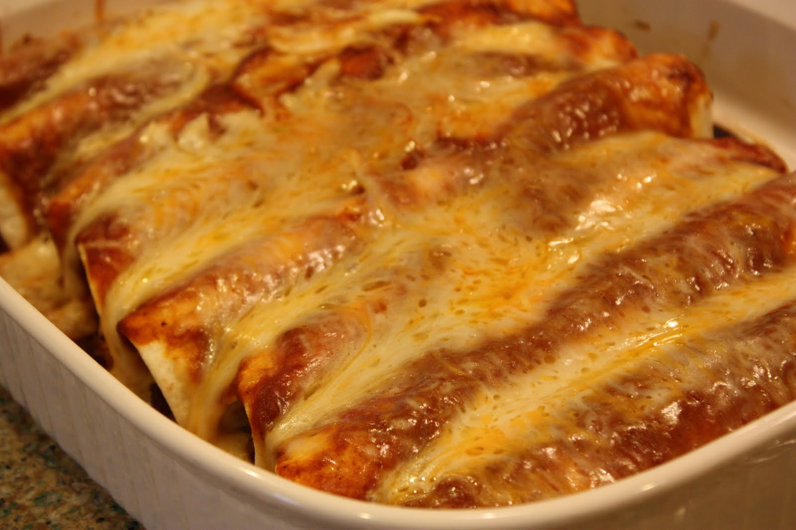 Cooking Dad: Grandma's Enchiladas