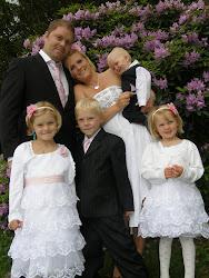 Min herlige familie