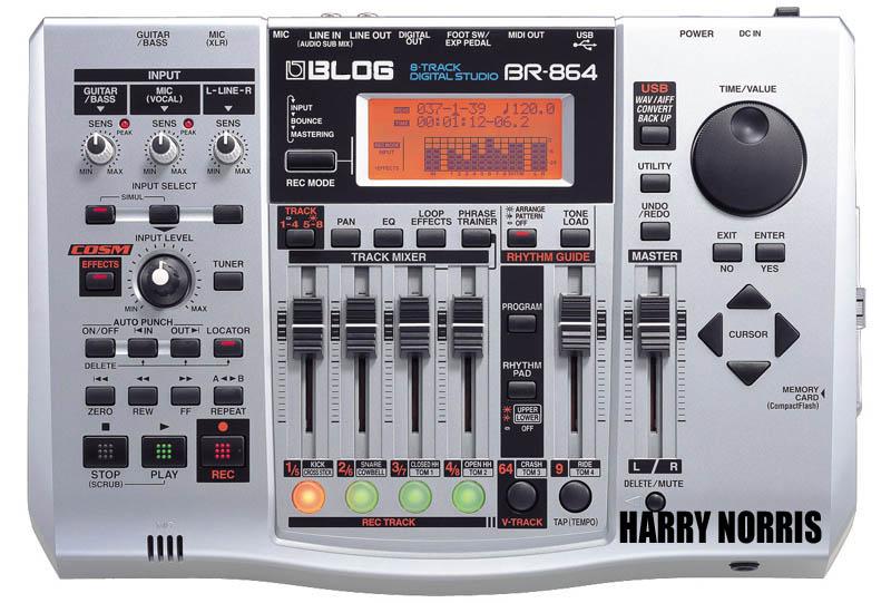 HarryNorrisMusicVideoBlog