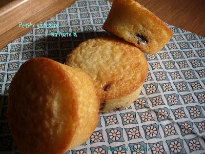 Sugar and chocolate petits g teaux base de blancs d - Petit gateau pour le gouter ...