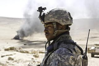 Anthony Mackie em Guerra ao Terror
