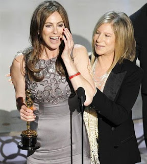 Kathryn Bigelow no Oscar 2010
