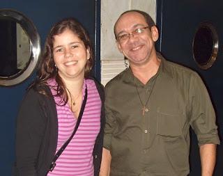 eu e Frank Menezes por Rodrigo Zeba