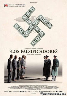 Os Falsários Poster