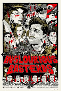 Cartaz Bastardos Inglórios (Inglourious Basterds)
