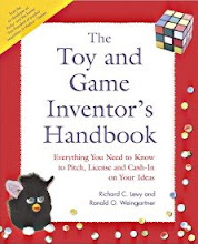 The Toy and Game Inventor&#39;s Handbook