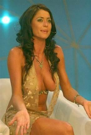 Pamela David Hot TV Anchor and Actress Sexy Pics