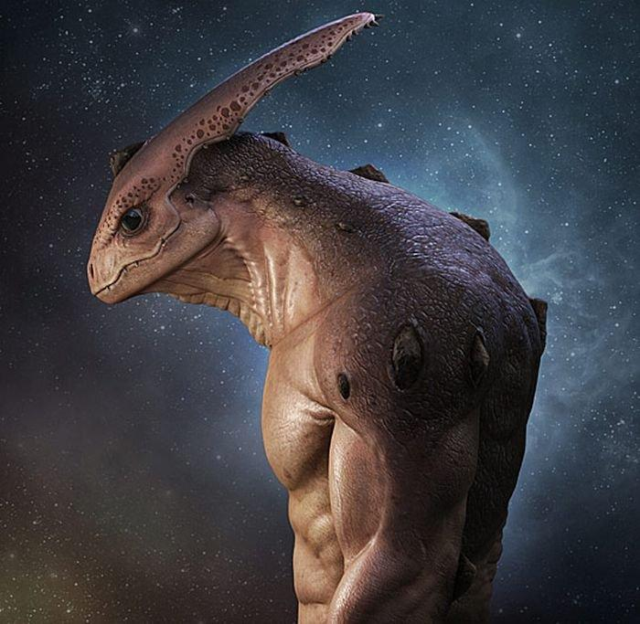 17 Lukisan Alien Spektakuler di Dunia Versi Imutz.Net Aliens-015