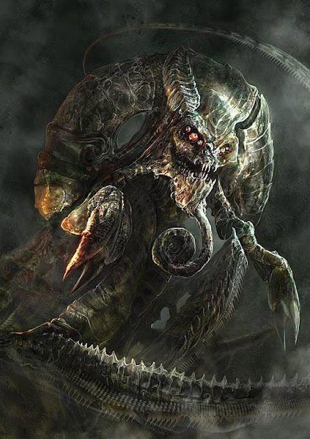 17 Lukisan Alien Spektakuler di Dunia Versi Imutz.Net Aliens-008