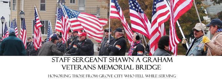 The SSG Shawn A. Graham Veterans Memorial Bridge