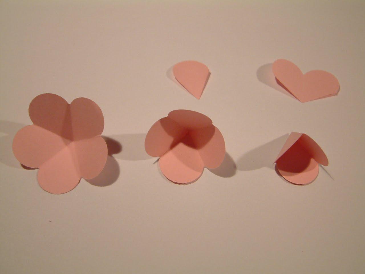 marions bastelst bchen tutorial papier rose. Black Bedroom Furniture Sets. Home Design Ideas