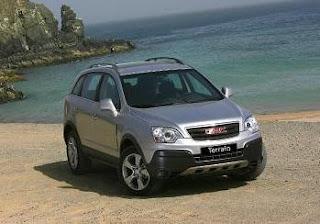 Terrain Compact Car