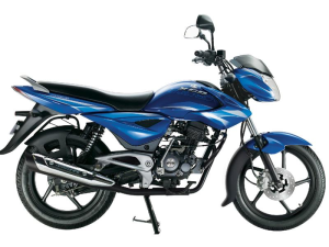 Bajaj XCD 135 DTS-Si Bike