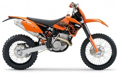 KTM 250 EXC-F