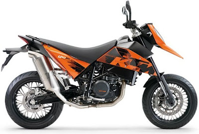 KTM 690 Supermoto