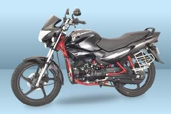 New Hero Honda Glamour-Fi