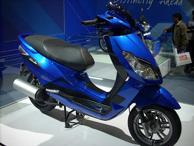New Bajaj Scooter Blade