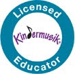 I teach Kindermusik!