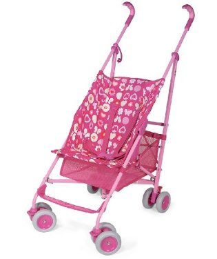 Baby Heaven: Mothercare Jive Stroller Flower Pink