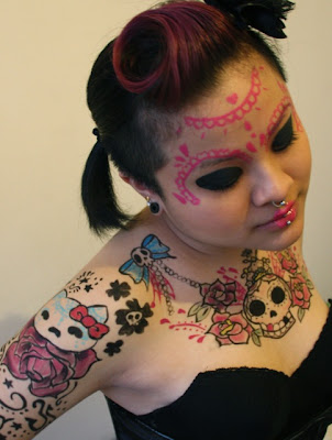 mexican skull tattoos. Advanced Search mexican day of