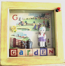 G is for Garden..