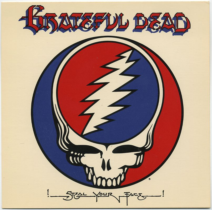 Grateful Dead Logo Obvious