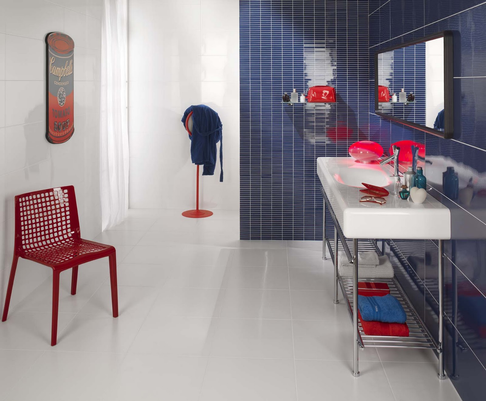 Pareti bagno senza piastrelle stunning awesome cucina parete