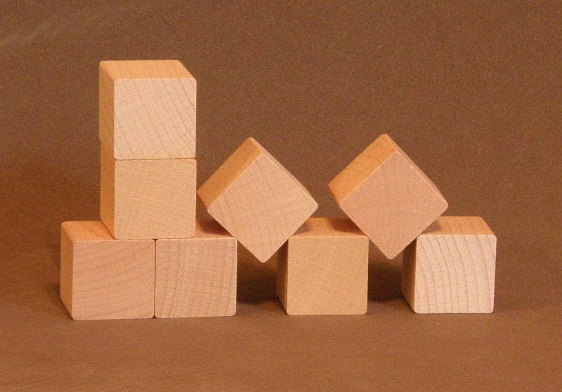 Play Therapy Toys : Block play froebel gift